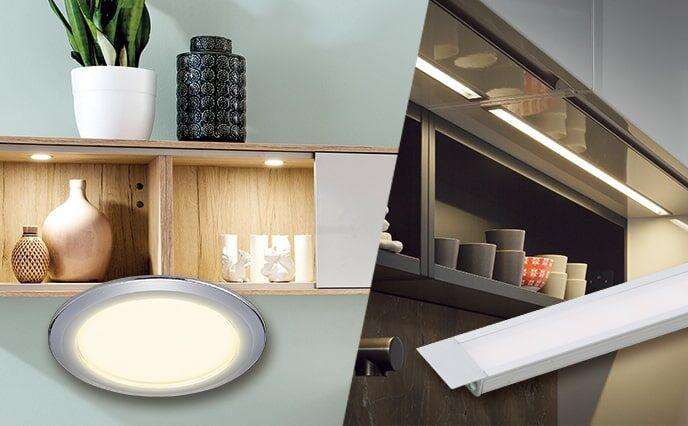 家具用LED照明-住宅向け-