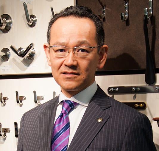 写真:代表取締役社長 菅佐原 純