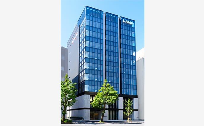 東京本社アーキテリア事業部の写真
