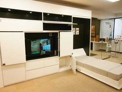 4階 住空間モデルコーナー