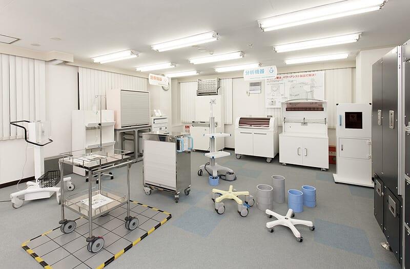 別館3階 業界別のご提案「医療・分析機器コーナー」