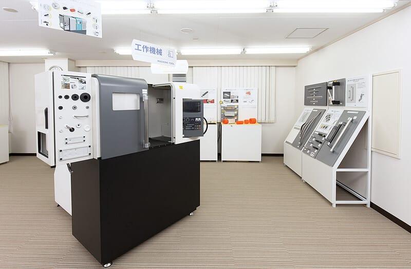 別館4階 業界別のご提案「工作機械コーナー」