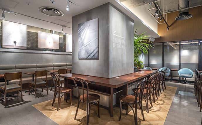 レストラン・カフェの施工例・採用事例