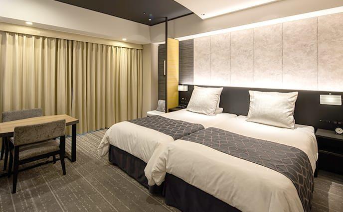ホテルの施工例・採用事例
