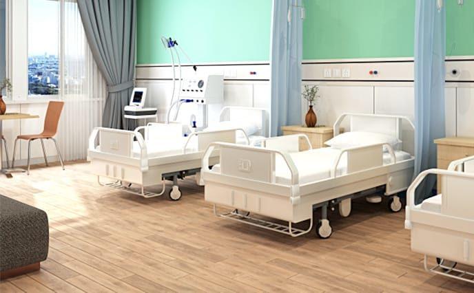 病院・医療福祉施設の施工例・採用事例