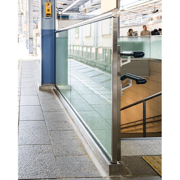 バラストレイド 3kNタイプ 床付用 の施工例・採用事例