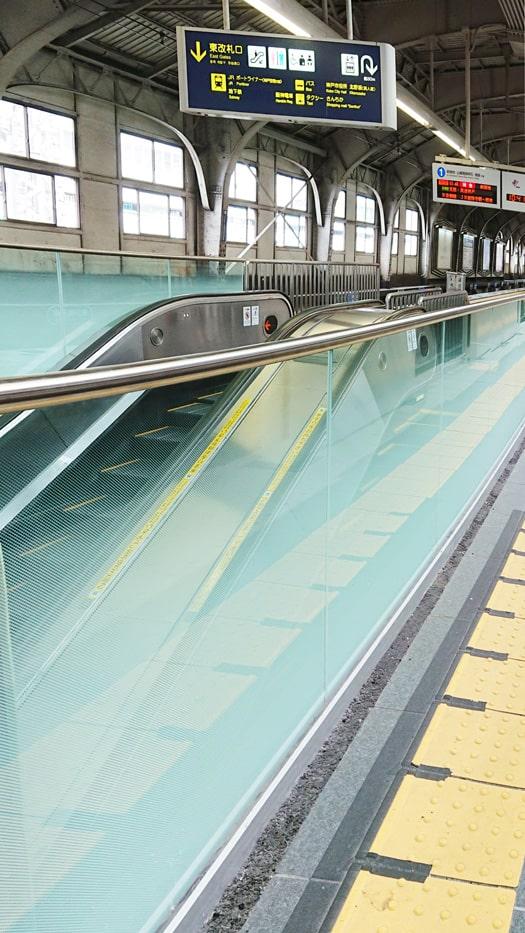 バラストレイド MAXタイプ 床付用F型 の施工例・採用事例