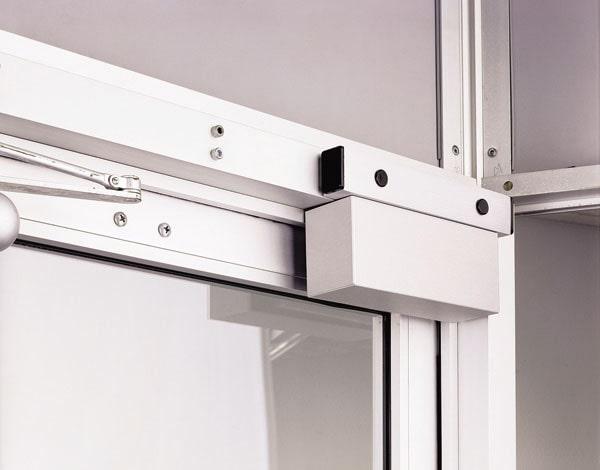 電磁石式電気錠マグナロック M32型、M62型、M82型