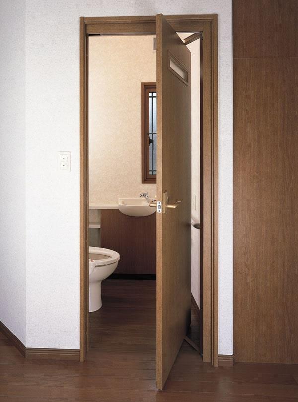 スライド回転ドア SKD型の施工例・採用事例