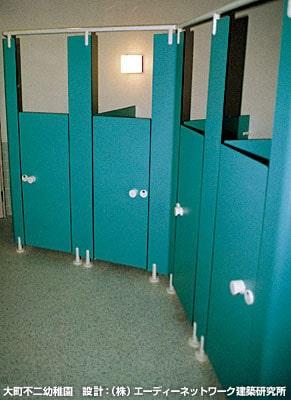 スプリング丁番 850-953型、850-954型の施工例・採用事例