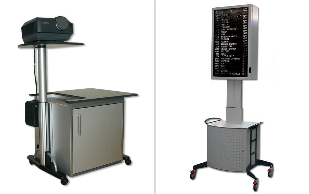 電動昇降装置  マルチリフト ML-2型の施工例・採用事例