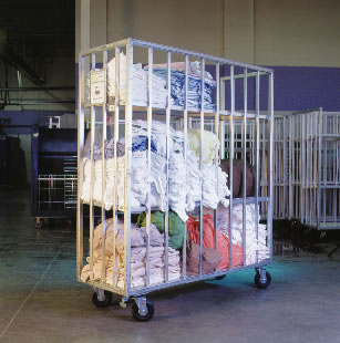 重量用ダーコキャスターの施工例・採用事例