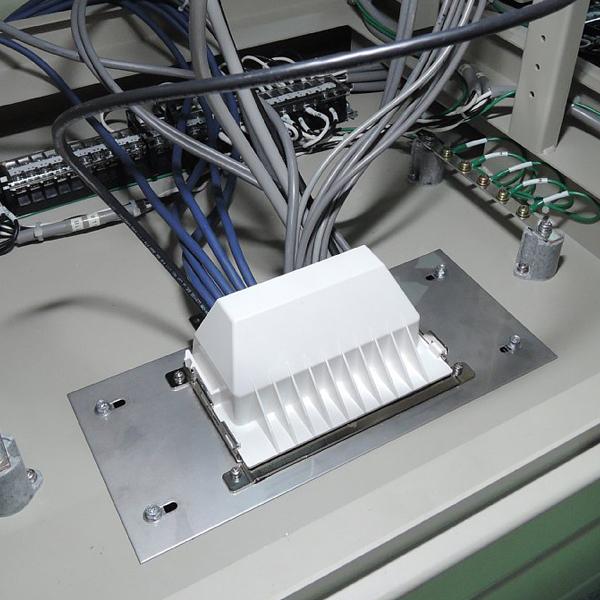 配線孔ミストバリア WSM-150の施工例・採用事例