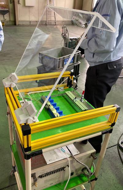 アシストトルクヒンジ HG-TLAJ型の施工例・採用事例