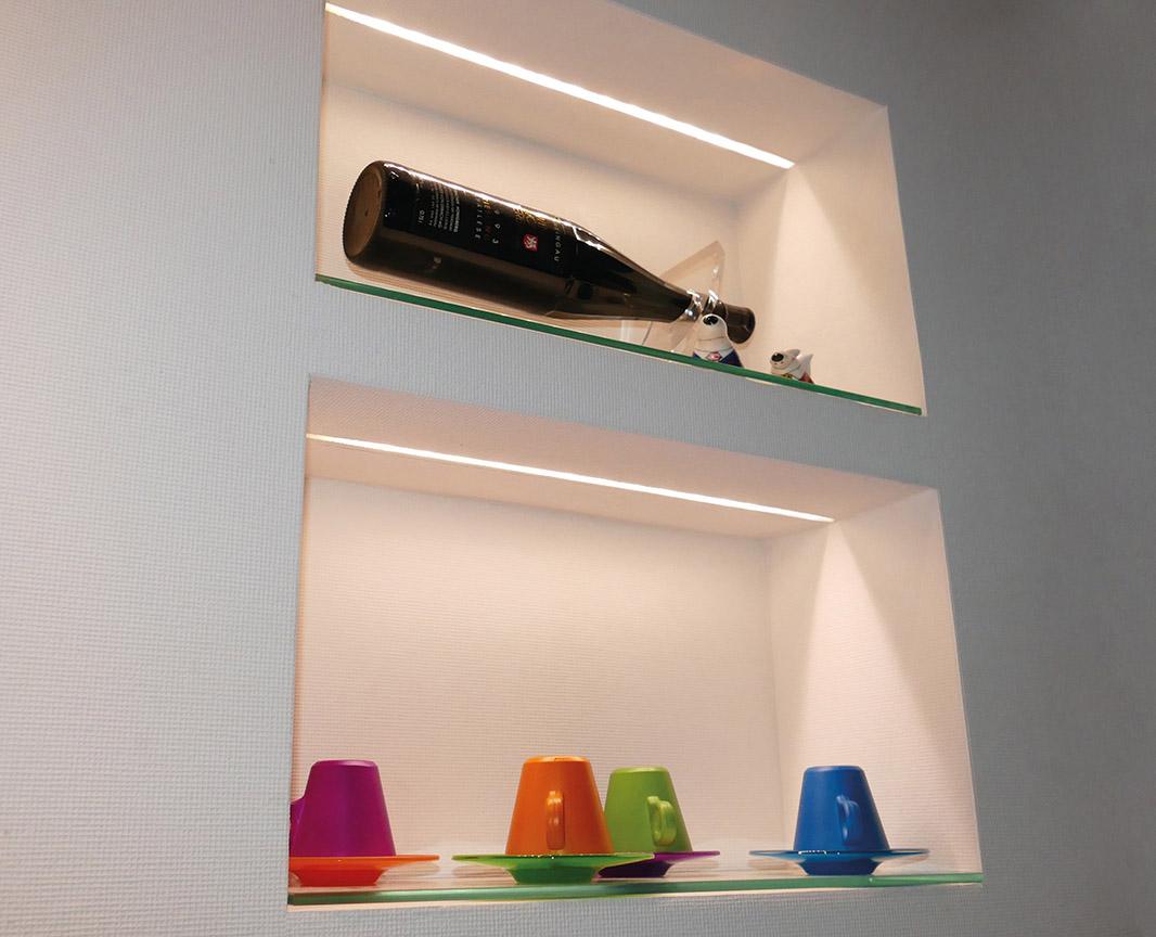 LEDバーライト LED-B-TAPE型の施工例・採用事例