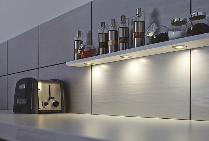 LEDダウンライト AR-LED型の施工例・採用事例