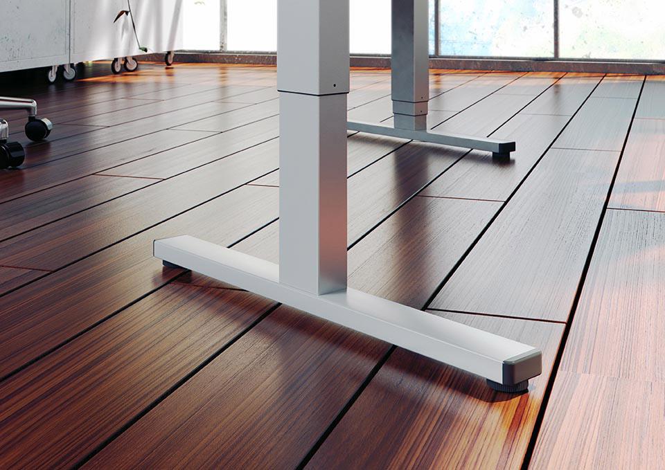 テーブル専用電動昇降装置 LFT型の施工例・採用事例