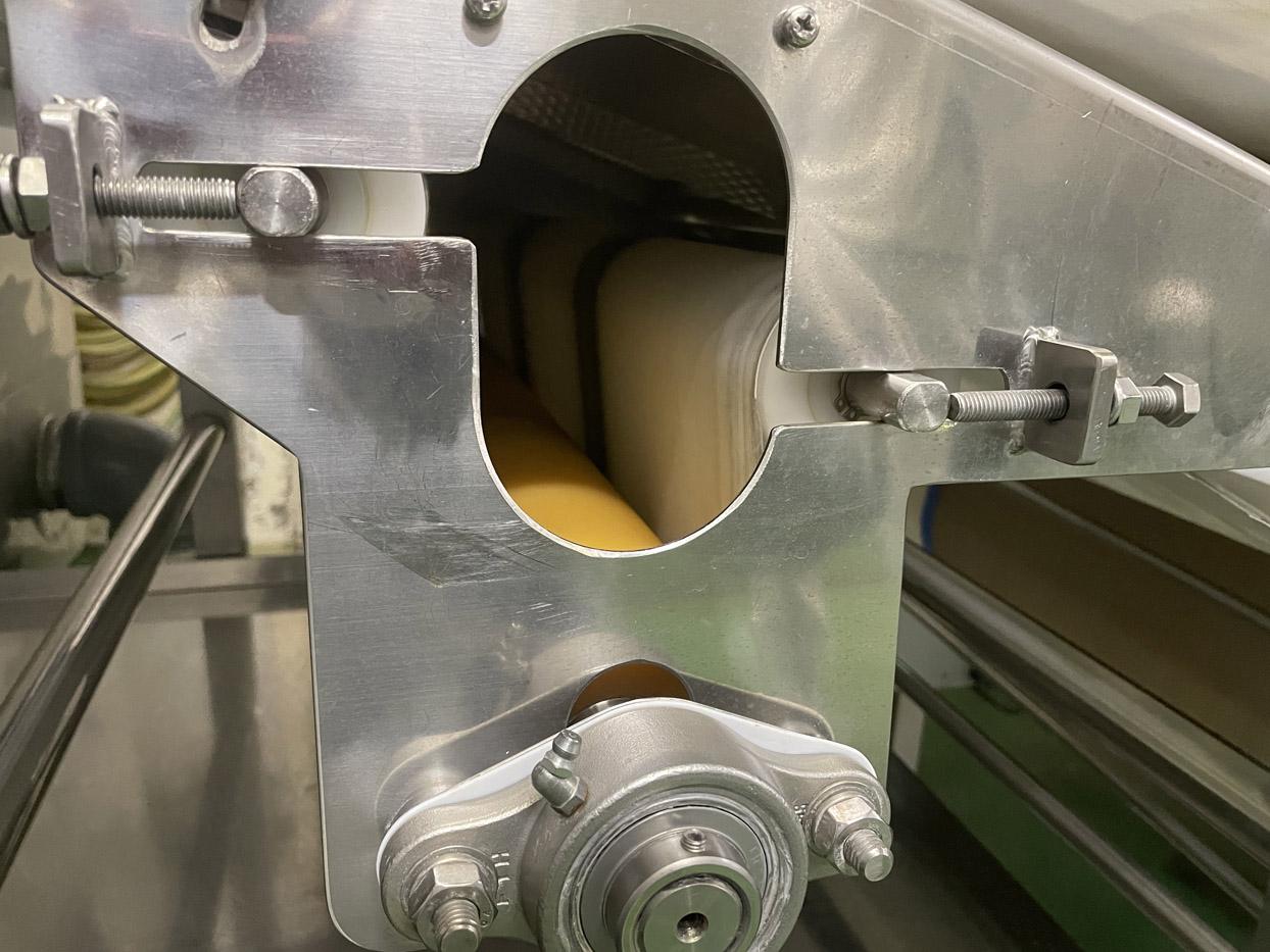 高耐久ウレタンローラー Powermaxの施工例・採用事例