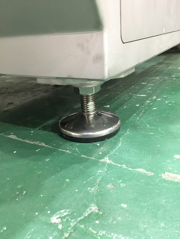 ステンレス鋼製アジャスター HGA-S型の施工例・採用事例