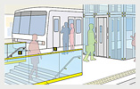 Q-railing<br>ガラスフェンス・手すりシステム